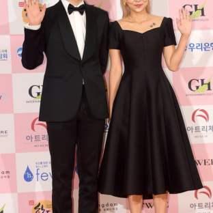 modele Jung Hyuk & Song Hae Na