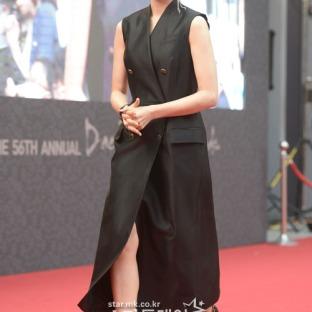 nominowana do najlepszej aktorki drugoplanowej KIM SO JIN