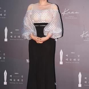 KIM SUN YOUNG - nominowana za rolę drugoplanową / zdobywczyni nagrody