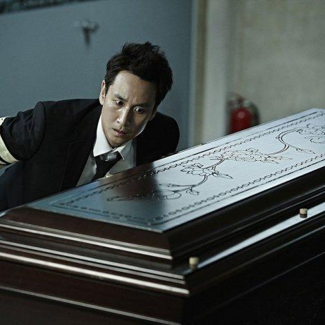 """Lee Sun Gyun w """"A Hard Day"""" (2014)"""