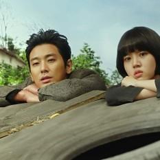 "Joo Ji Hun w serii filmowej ""Along With The Gods"""