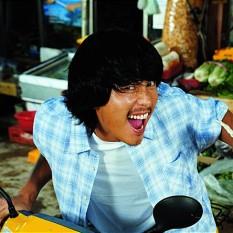 """Jung Woo Sung w """"Mutt Boy"""" (2003)"""