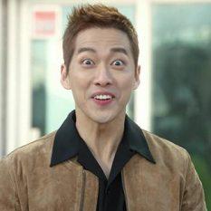 "Namgoong Min w ""Chief Kim"" (KBS 2017)"