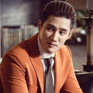 "Ahn Bo Hyun w ""Itaewon Class"" (jTBC 2020)"