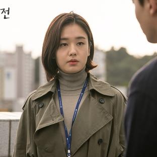 "Ahn Eun Jin w ""Diary of a Prosecutor"" (jTBC 2019-2020)"