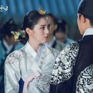 "Han So Hee w ""100 Days My Prince"" (tvN 2018)"