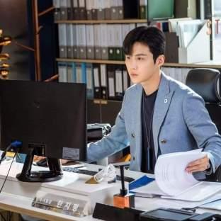 """profesjonalny Kim Sun Ho w """"Start-Up"""" (tvN 2020)"""