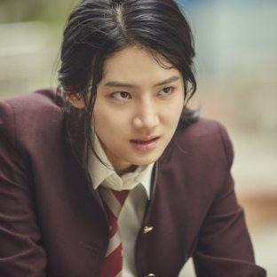 "Park Joo Hyun w ""Extracurricular"" (Netflix 2020)"