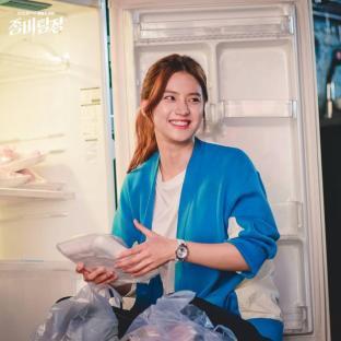 "Park Joo Hyun w ""Zombie Detective"" (KBS 2020)"