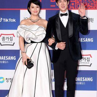 Kim Hye Soo & Yoo Yeon Seok